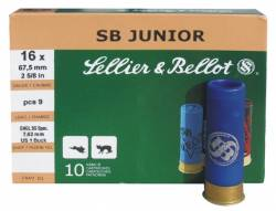 Sellier & Bellot Junior Δράμια 9βολα C16