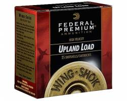 Federal Premium Wing Shok 39gr. P138 High Velocity