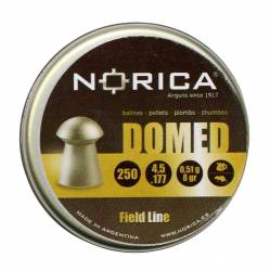 Βολίδες Norica Domed 4.5mm