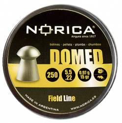 Βολίδες Norica Domed 5.5mm