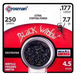 Crosman Premier Black Widow 4,5mm 250τμχ