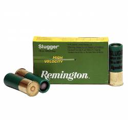 Remington Μονόβολα High Velocity Slugs Magnum 3''