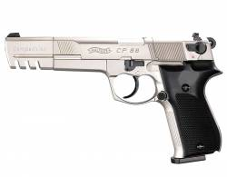 Umarex Walther CP88 6'' Competition Nickel 416.00.08